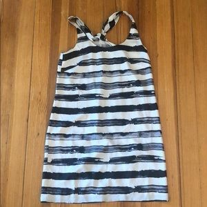 J Crew Factory Silk Dress